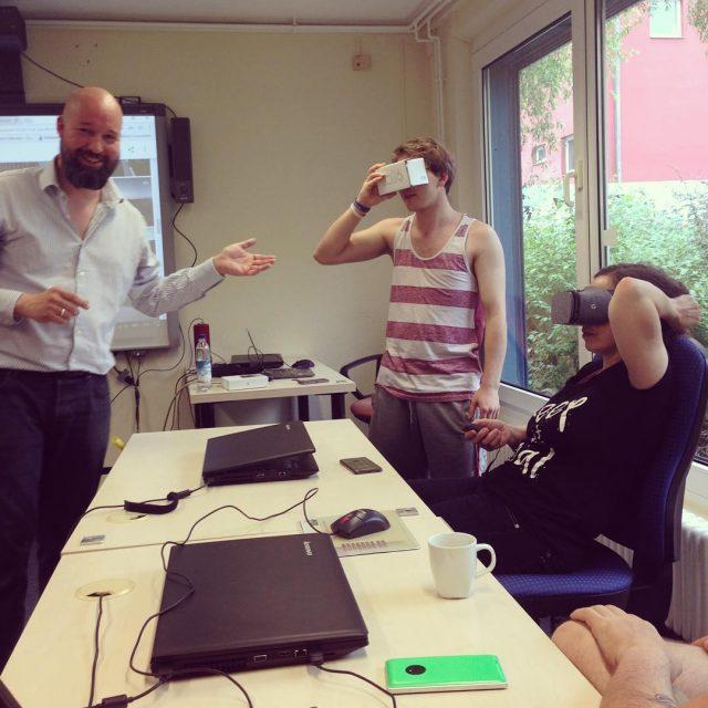 Impulse 360grad Workshop
