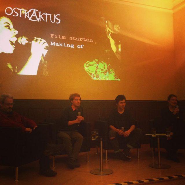 Ostkaktus mit anschlieendem Filmgesprch ber Jugendkulturen generationenverbindende Filmarbeit die DDRhellip